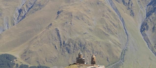 klasztor Cminda Sameba