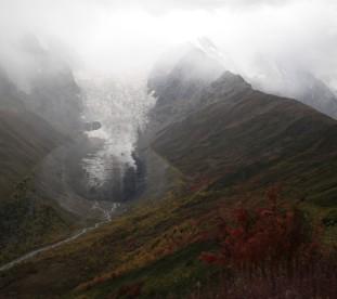 lodowiec Adishi