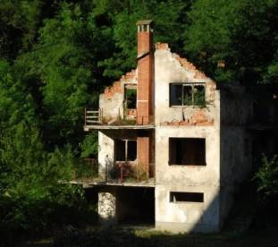 po drodze do Srebrenicy/ zdj. Dorota Borodaj.