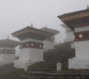 Przełęcz Dachu La (3.050 m n.p.m.)