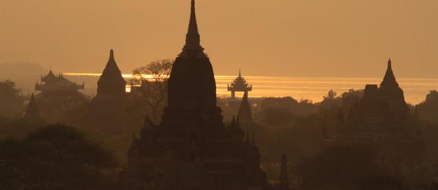 Zabytkowa Birma - wyprawa do kraju Złotego Buddy