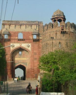Delhi, Purana Kila - Stary Fort