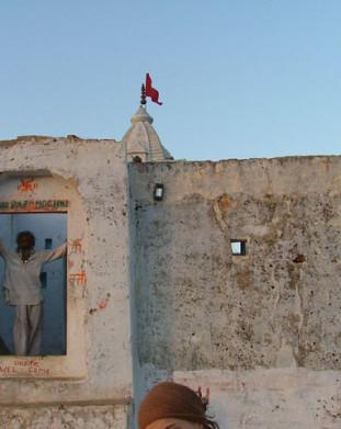 Pushkar – spokojne, kolorowe miasteczko, uznawane przez hinduistów za święte.
