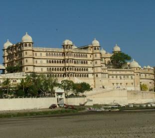 Udaipur  i pałace