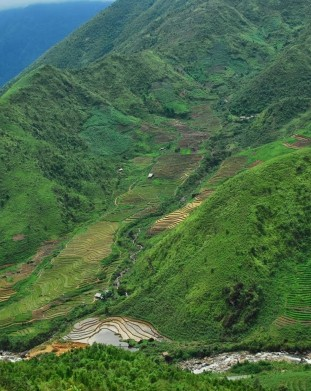 Sapa to kolorowe gory o lagodnym klimacie, zamieszkale przez wiele mniejszosci etnicznych