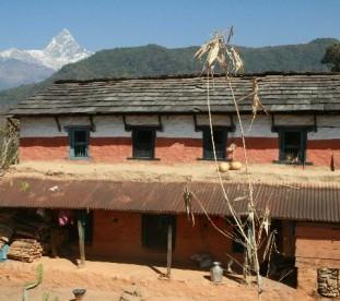 wioski w okolicach Pkhary