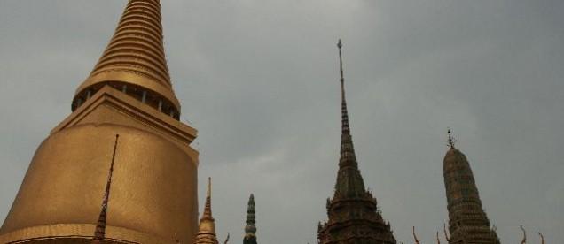 Wat Phra Keo - zespół świątyń i pałaców królewskich, Bangkok