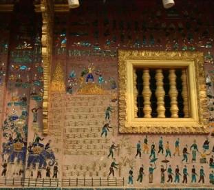 Luang Prabang stara  stolica królestwa