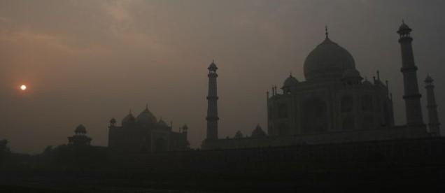 Tadź Mahal - mauzoleum małżonki cesarza Szahdżahana