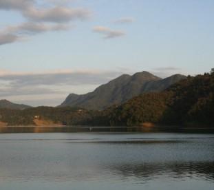 okolice Pokhary - jezioro Begnas