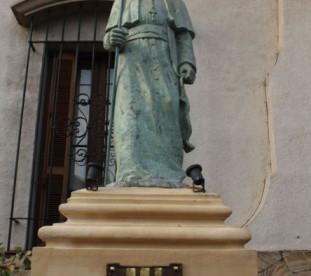Salta - pomnik Jana Pawła II