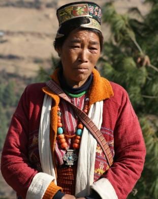 Arunachal Pradesh i tybetańskie plemię Lespa