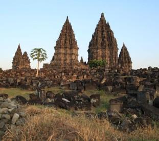 PRAMBANAN, - Świątynie hinduistczne,  JAWA