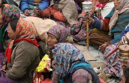 Giu, Kinnaur, Dolina Pin, Spiti,  Stan Himachal Pradesh