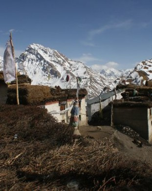 Demu, Spiti, Dolina Pin, Spiti,  Stan Himachal Pradesh