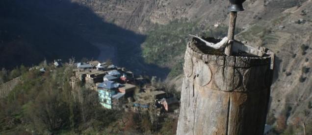 Kanam, Kinnaur, Dolina Pin, Spiti,  Stan Himachal Pradesh