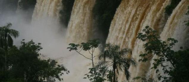Argentyna - Wodospady Iguazu