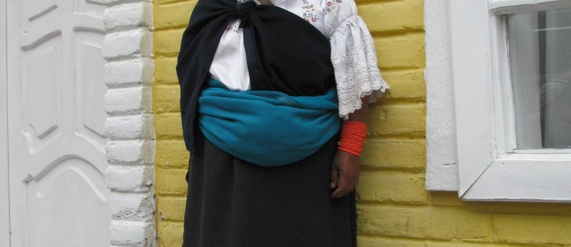 mieszkanki Otavalo