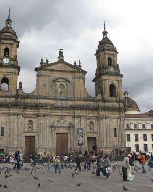 Bogota - La Catedral Primada de Colombia