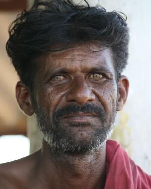 rybak z Goa