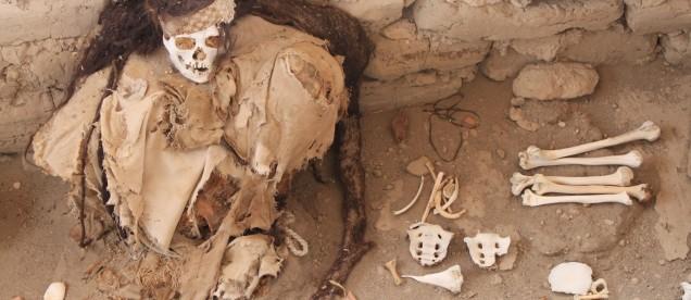 cmentarzysko Chauchilla (kultura Nazca)