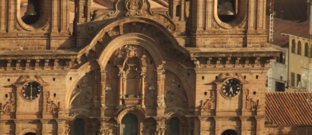 Cuzco - katedra Św. Dominika (inkaska Świątynia Słońca)