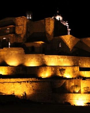 Cuzco - Coricancha (Świątynia Słońca)