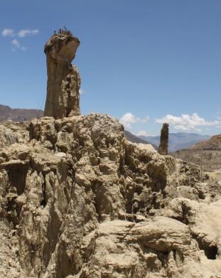 La Paz - Dolina Księżycowa