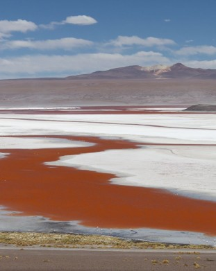 Salar de Uyuni - Laguna Colorada