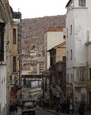 stolica Boliwii - La Paz