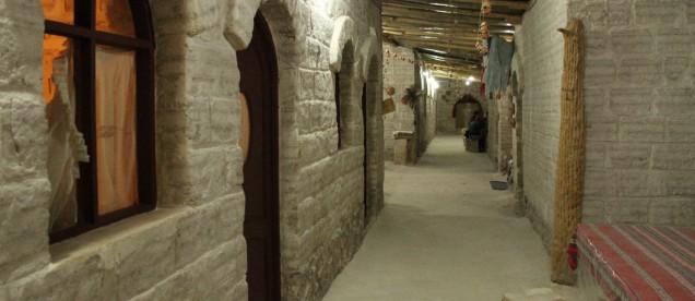 Salar de Uyuni - hotel z soli