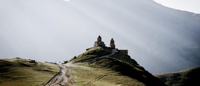 klasztor Cminda Sameb