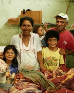 Santa Elena – na bazarze