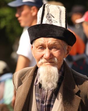 Kirgiz, jakich coraz mniej
