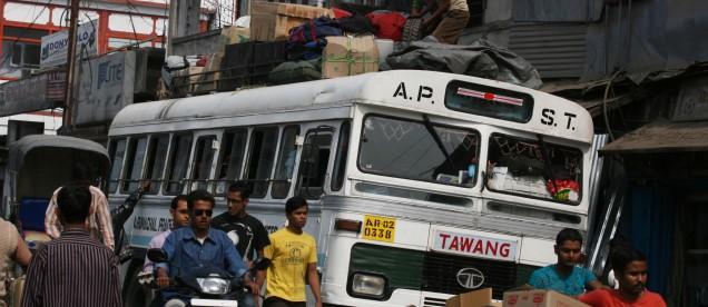 Autobus do Tawangu