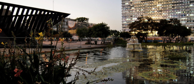 Plac Rabina w Tel Awiwie to jedno z najpiękniejszych miejsc w mieście.