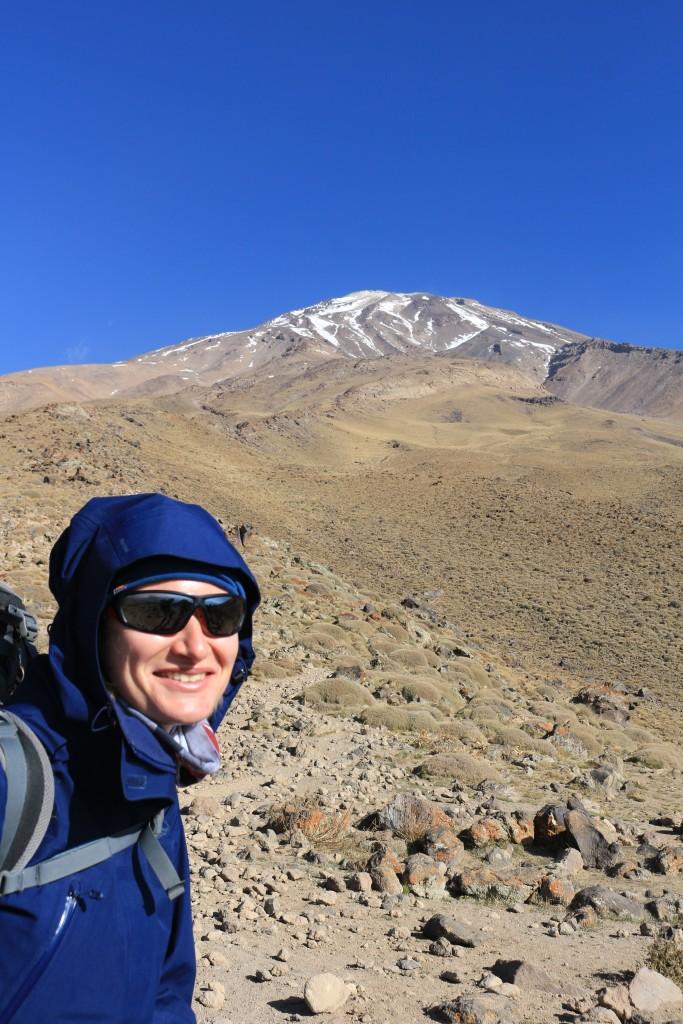 Paulina Wałowska prowadzi dla Om Tramping Klubu wyprawę w góry Pamir