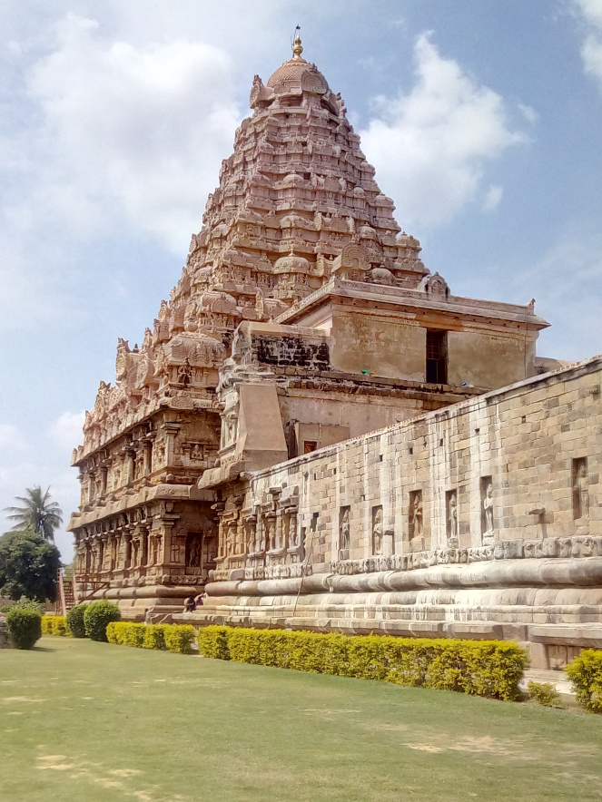 Indie południowe słyną z architektury