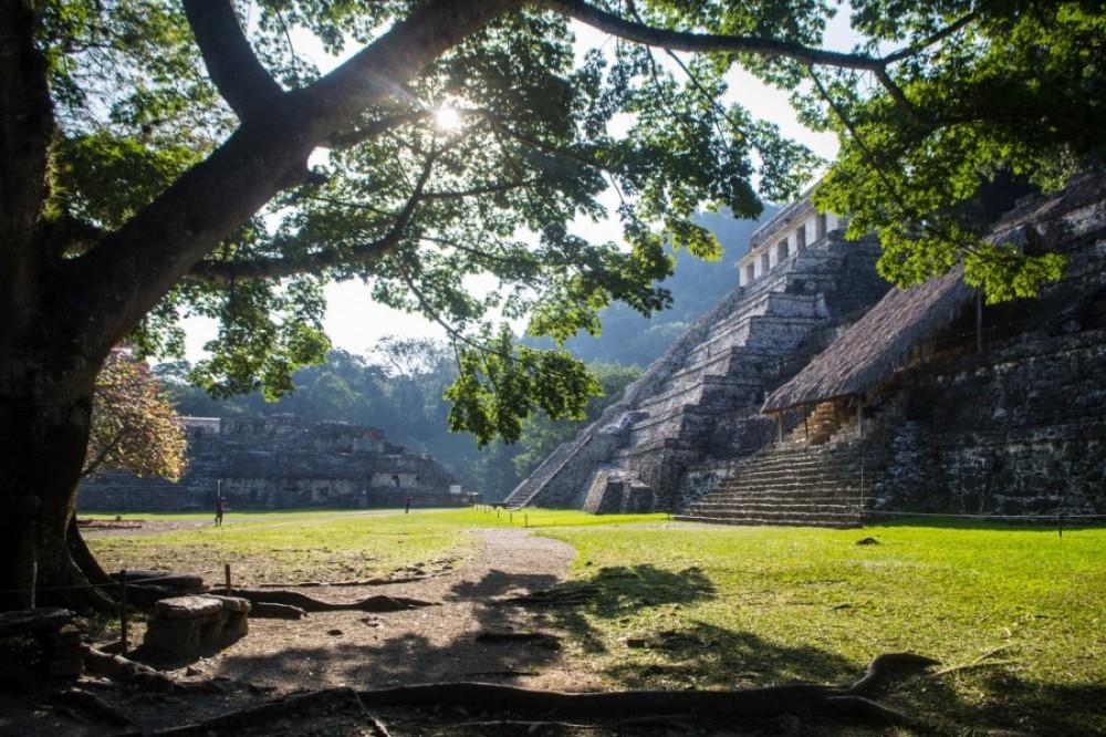 Palenque w Meksyku_Om Tramping Klub_fot. Ola Synowiec