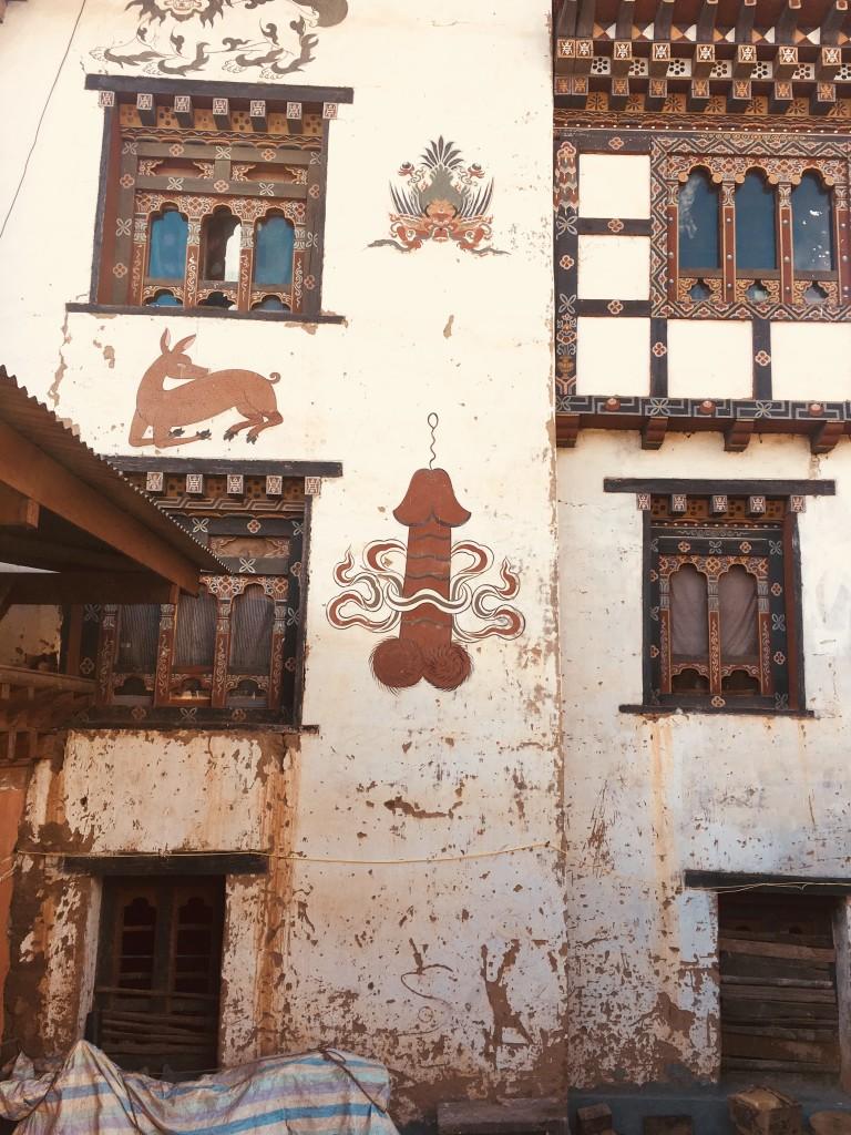 Bhutan, Bhumtang - wyprawa z Felicją Bilską