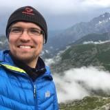 Bartek Rubik - podróżnik, fotograf dokumentalny, pilot Om Tramping Klubu