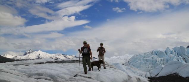 Wędrówki przez Alaskę i tamtejsze lodowce - om tramping klub