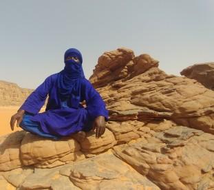 Tuareg na Saharze - om tramping klub