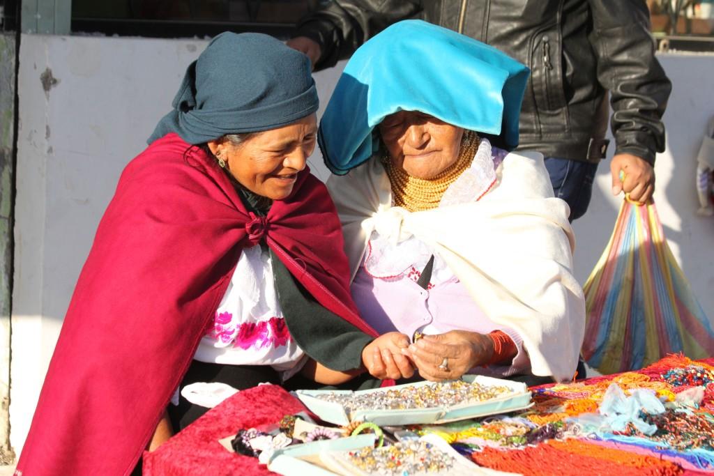 Sobotni targ indianski w Otavalo_wyprawa z Om Tramping Klub