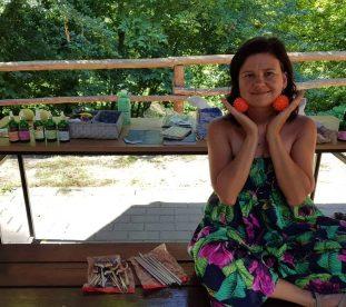 Ewa Kucińska - instruktorka jogi klasycznej i jogi twarzy