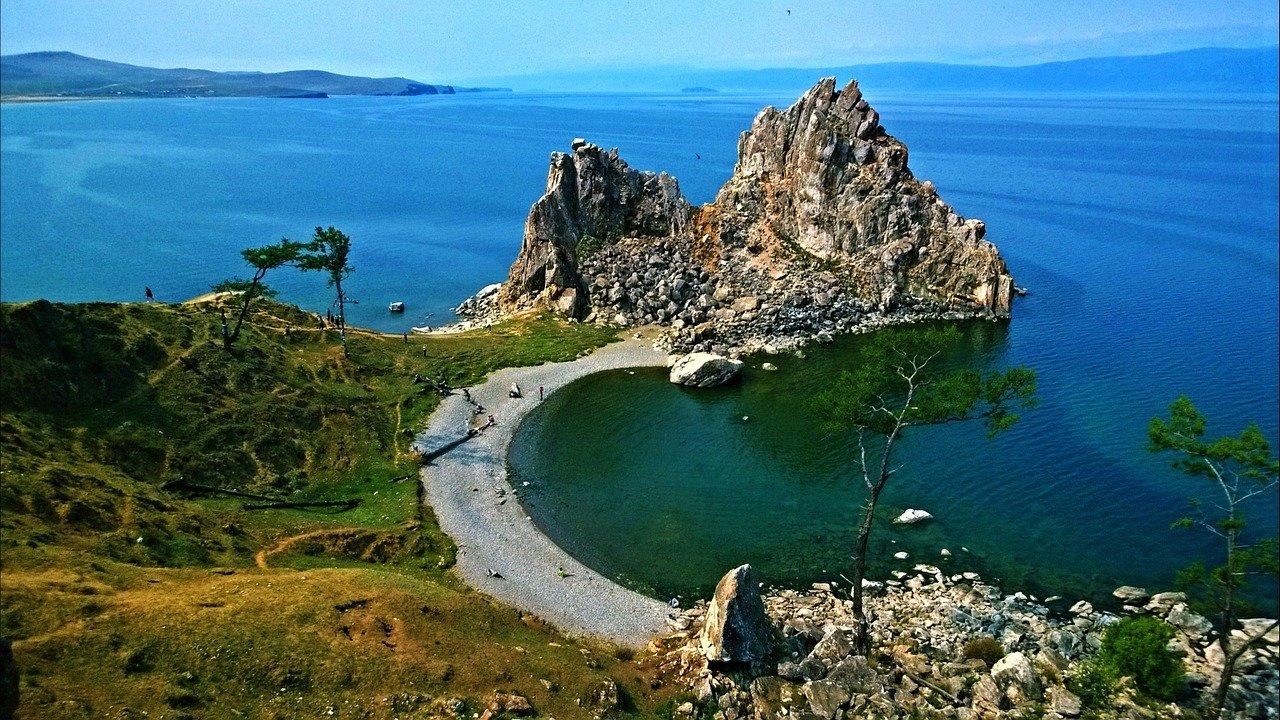 Syberia, Bajkał, Buriacja, Kolej Transsyberyjska